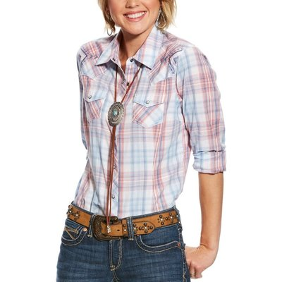 Ariat Women's Real Lovely Snap Shirt