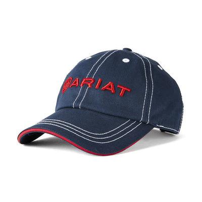 Ariat Team Cap II Navy/Red