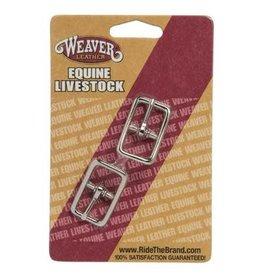 "Weaver 5/8"" Center Bar Tongue Buckle Z121"