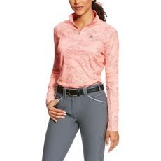 Ariat Sunstopper 1/4 Zip Shirt