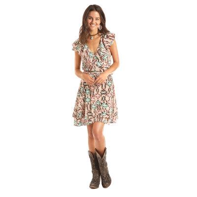 Panhandle Slim Ladies Western Dress D5-1449