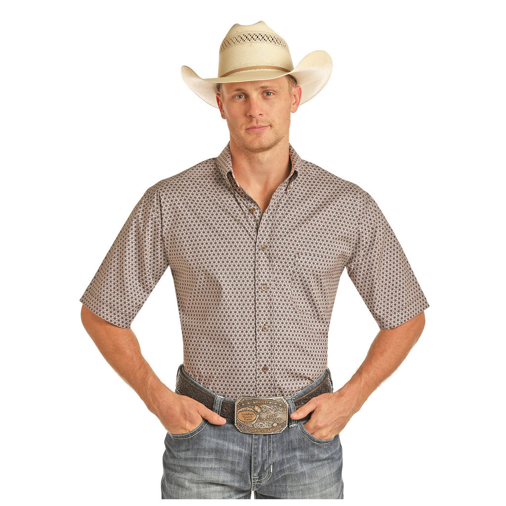 Panhandle Slim Men's Western Shirt T1D1405