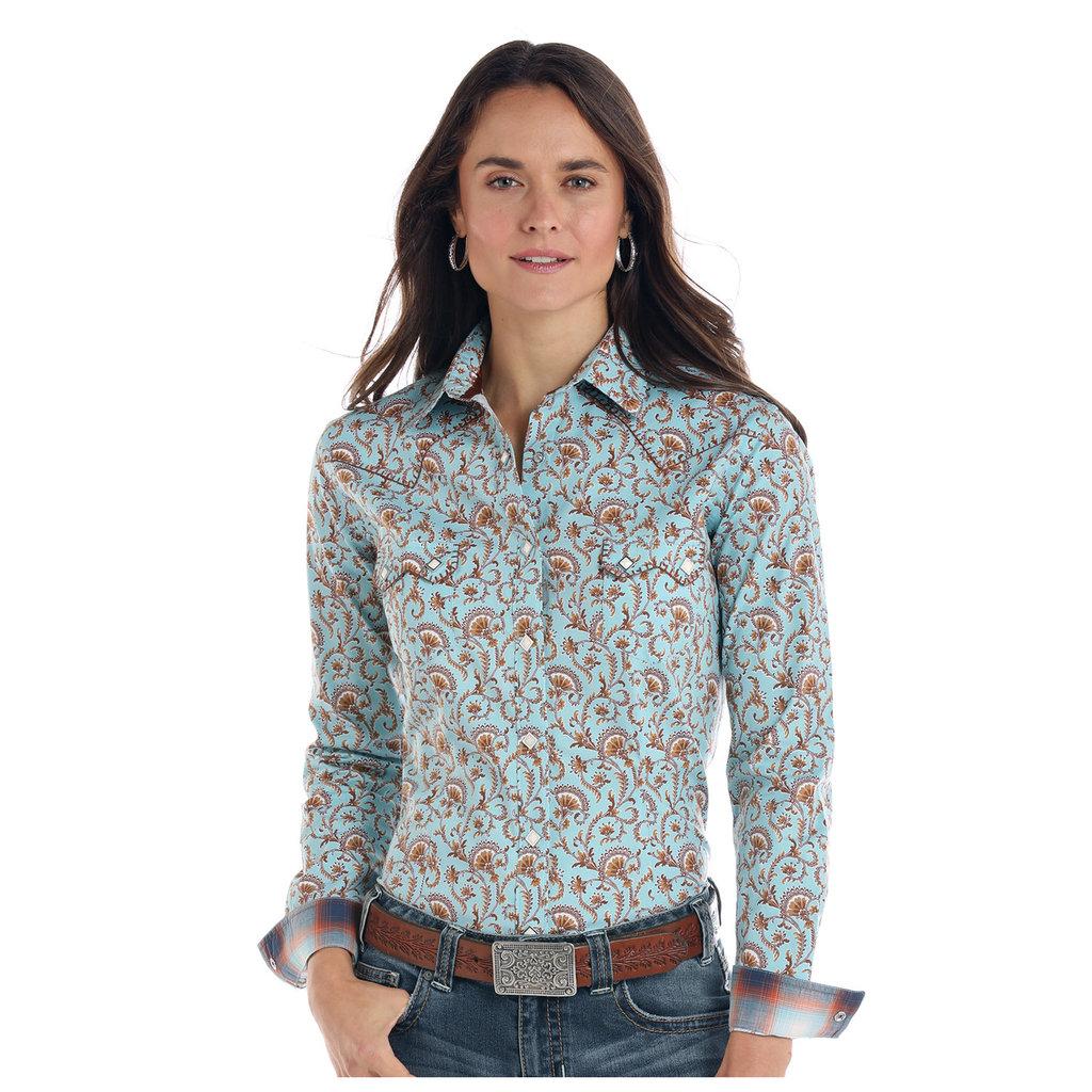 Panhandle Slim Ladies Western Shirt R4S1502