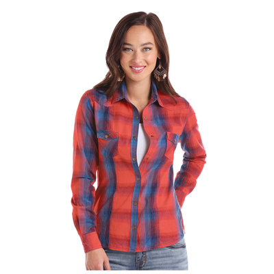 Panhandle Slim Ladies Western Shirt 22S1738