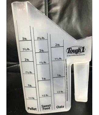 Measuring Feed Scoop