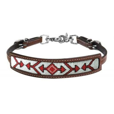 Showman Beaded Wither Strap