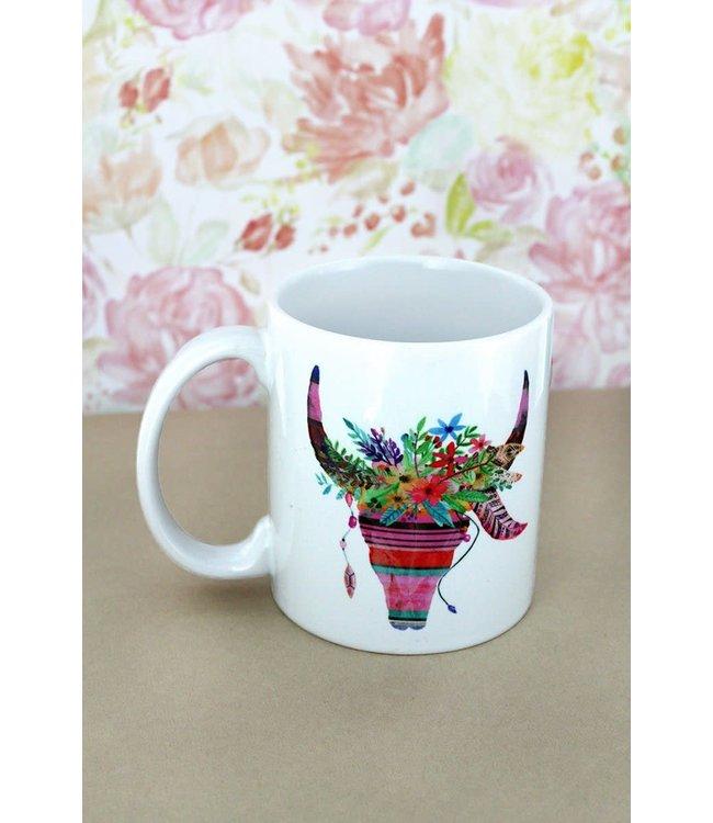 Farm Animal Coffee Mugs 15oz