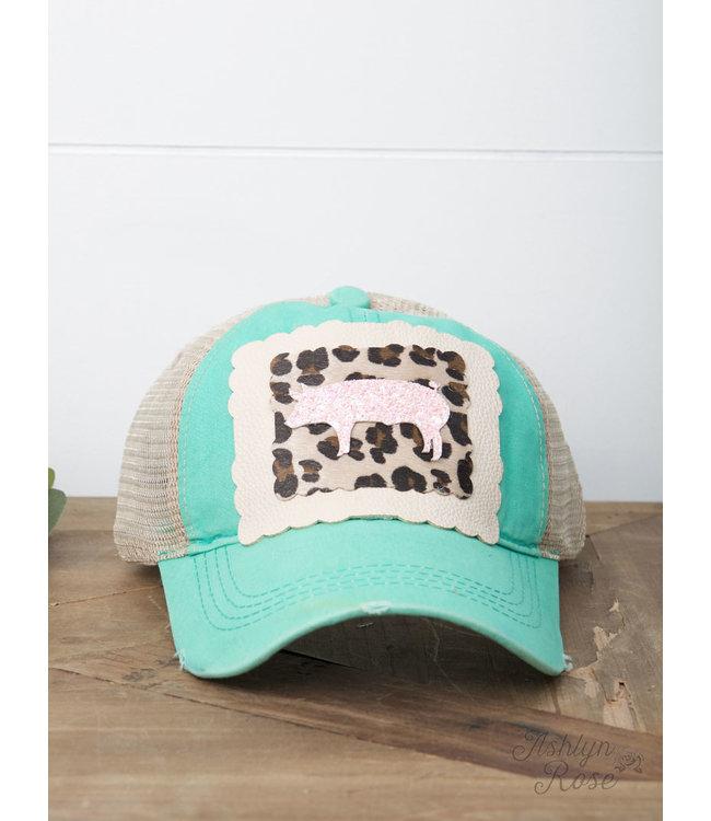 Keep on Truckin Patch Cap