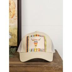 Serape Patch Cap