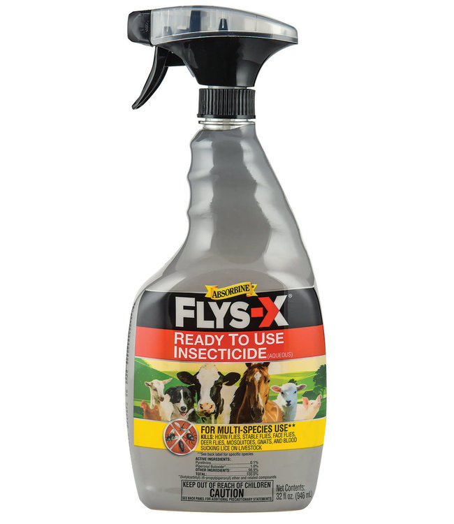 Flys-X 32oz. Spray Multi Species