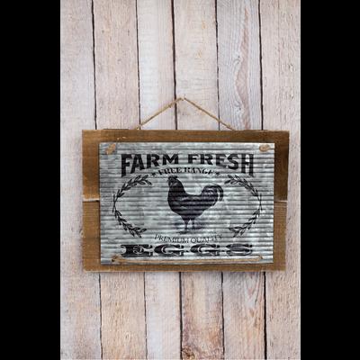 Rustic Farm Wall Art