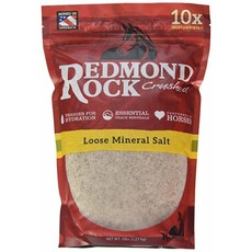 Redmond Rock Crushed Mineral Salt 5lb