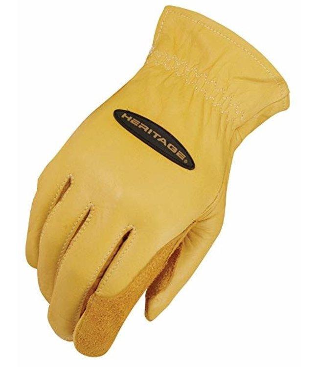 Heritage Riding Gloves Heritage Ranch Work Glove