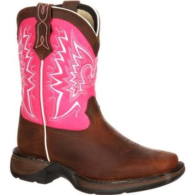 Durango Kid's Let Love Fly Western Boot DWBT093