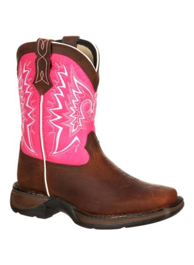 Kid's Let Love Fly Western Boot DWBT093
