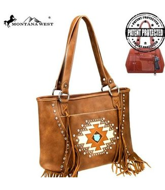 Aztec Collection Conceal & Carry Tote