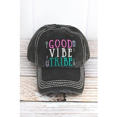 Good Vibe Tribe Cap