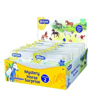 Breyer Stablemate Mystery Horse Surprise Series 2