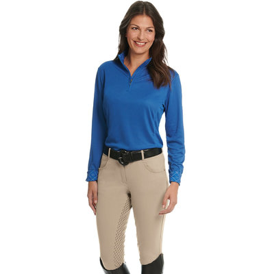 Ovation Ladies SoftFlex Griptec Full Seat Breech