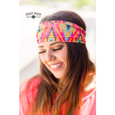 Crazy Train Fashion Headband