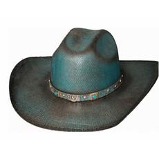 Bullhide Wild Spirit Straw Hat