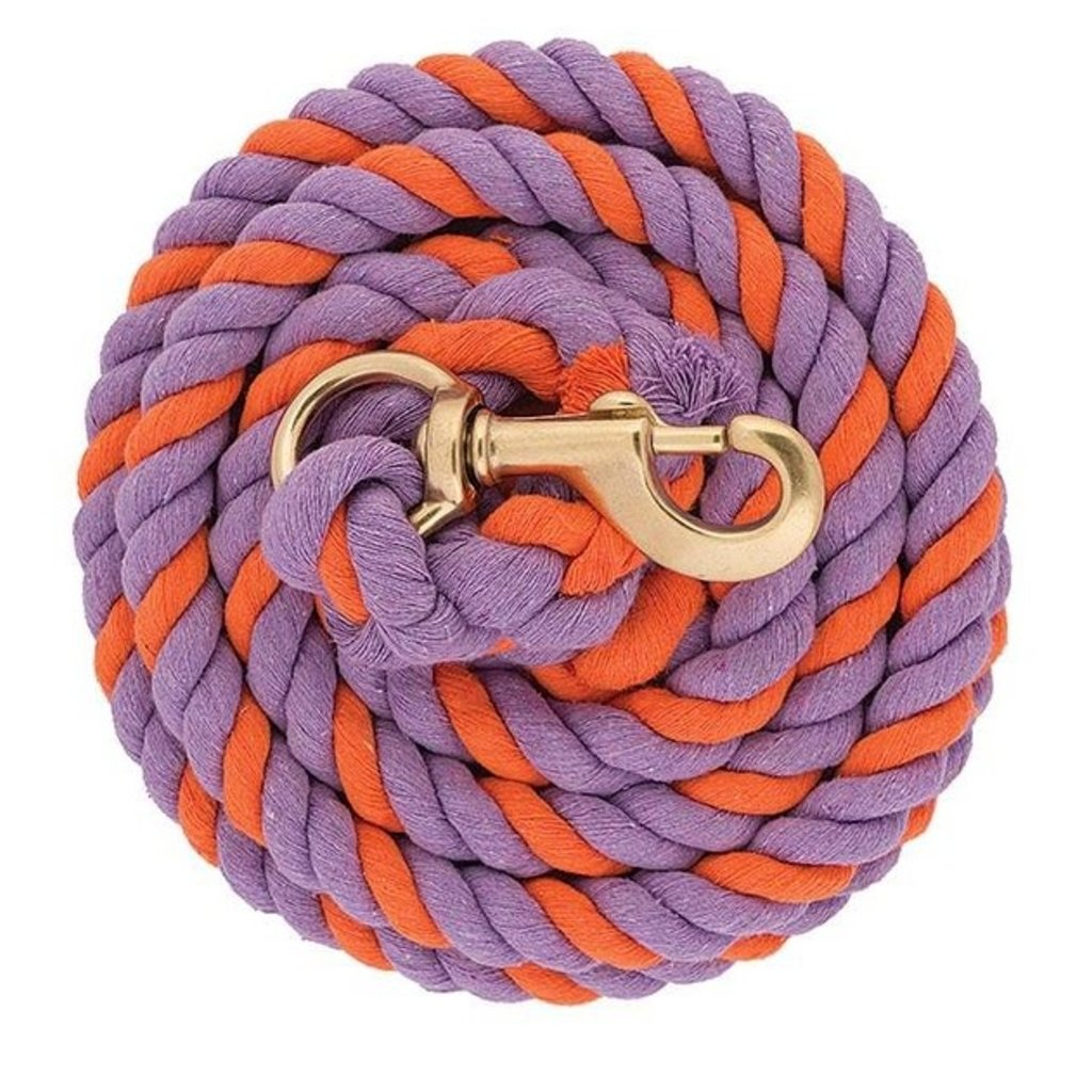 Weaver Cotton Lead Rope 10'