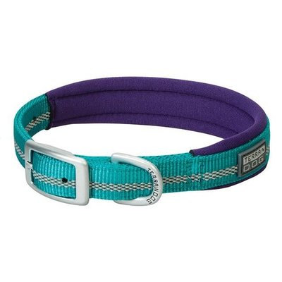 Weaver Reflective Neoprene Lined Dog Collar, 3/4""