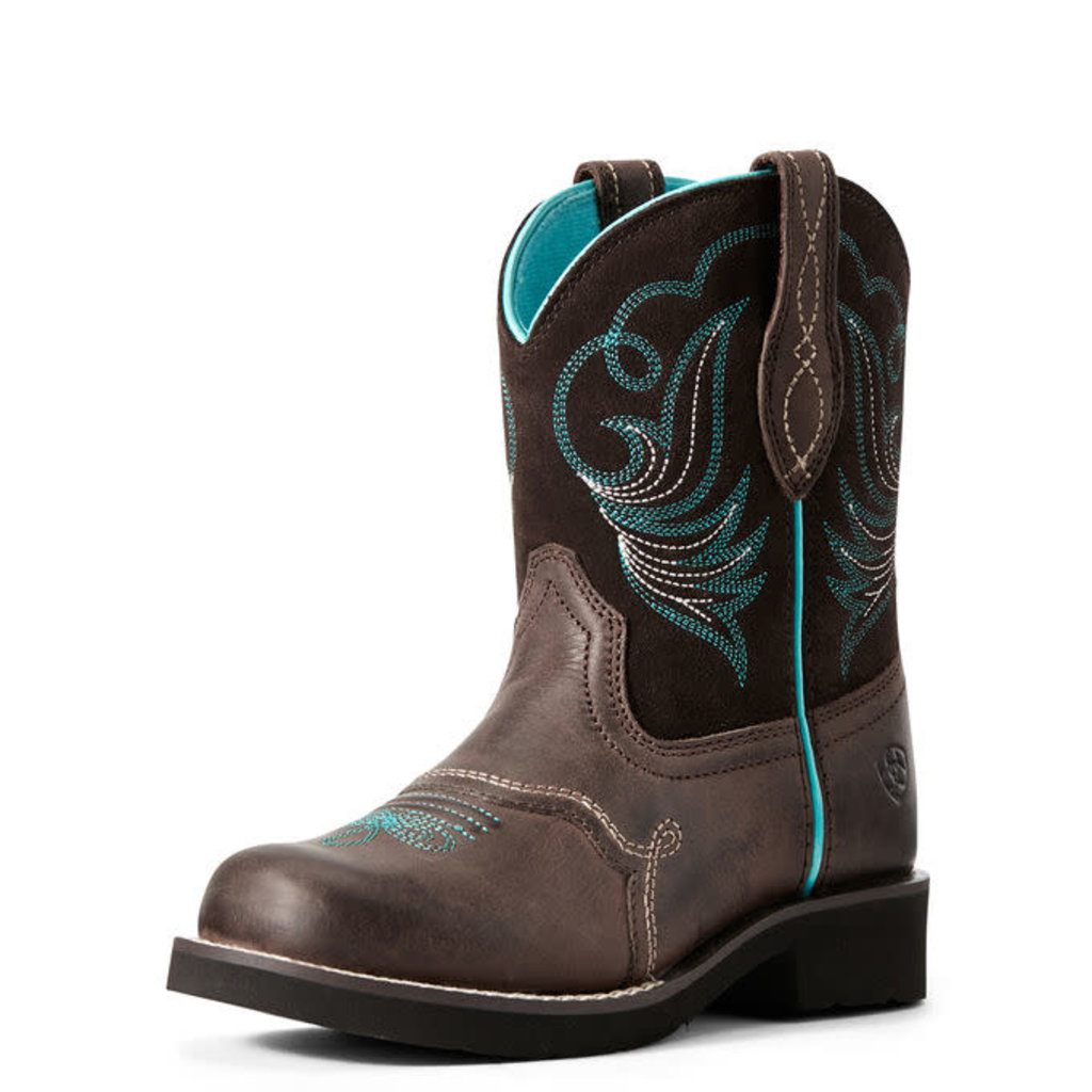 Ariat Youth Fatbaby Dapper Toffee Bean