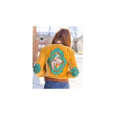 Crazy Train Clothing Mustang Moon Jacket