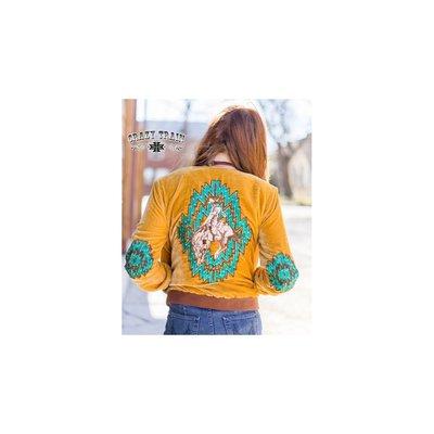 Crazy Train Clothing Mustang Moon Jacket