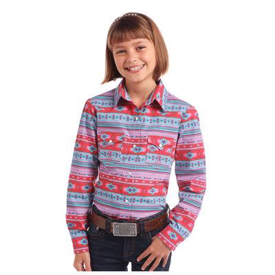 Panhandle Slim Kid's Western Shirt C6S2953