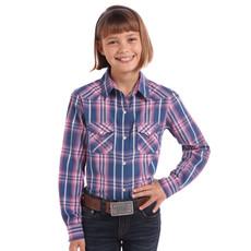 Panhandle Slim Kid's Western Shirt C6S2958