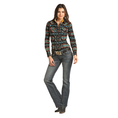 Panhandle Slim Ladies Western Shirt B4S2304