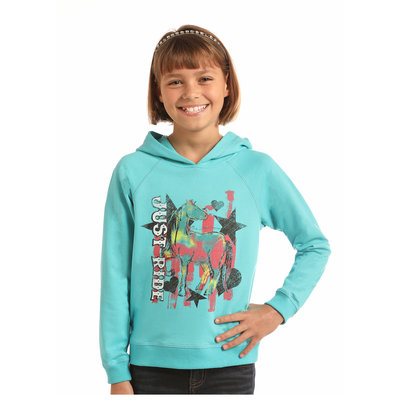 Panhandle Slim Kid's Just Ride Sweatshirt G4H2257