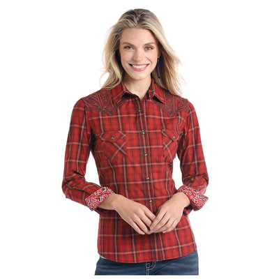Panhandle Slim Ladies Western Shirt R4S2147