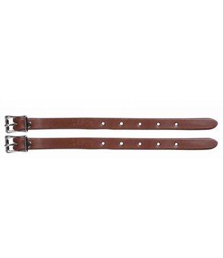 "Leather 5/8"" Stirrup Hobble Straps"