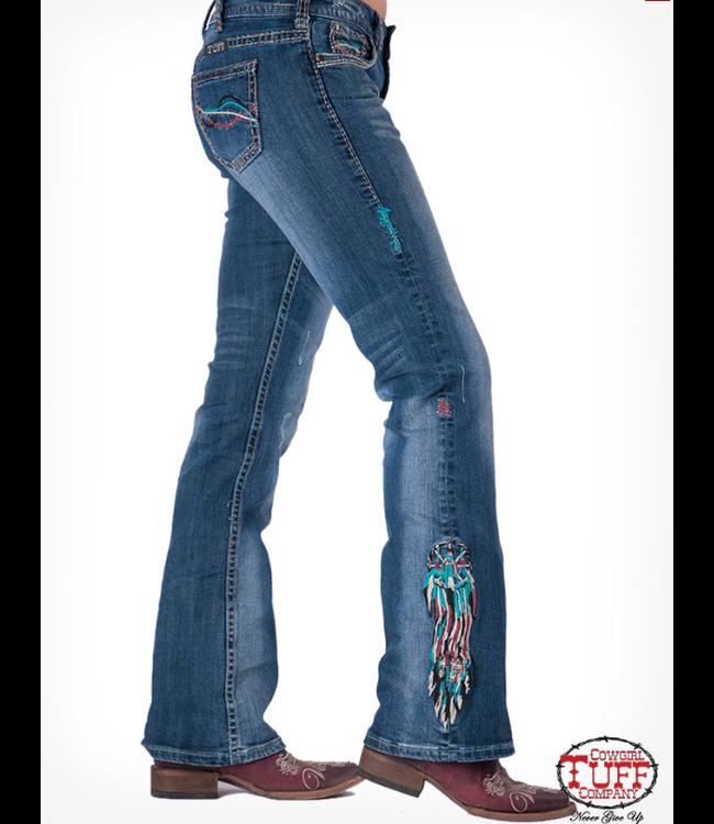 Cowgirl Tuff Dreamcatcher II Jean