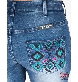 Cowgirl Tuff Tuff Flex Fiesta Jean