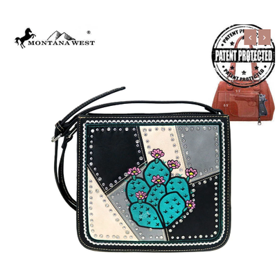 Montana West Montana West Cactus Conceal Carry Crossbody