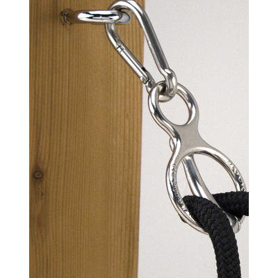 Blocker Tie Ring II Chrome