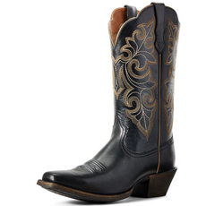 Ariat Ariat Women's Round Up Square Toe BLK