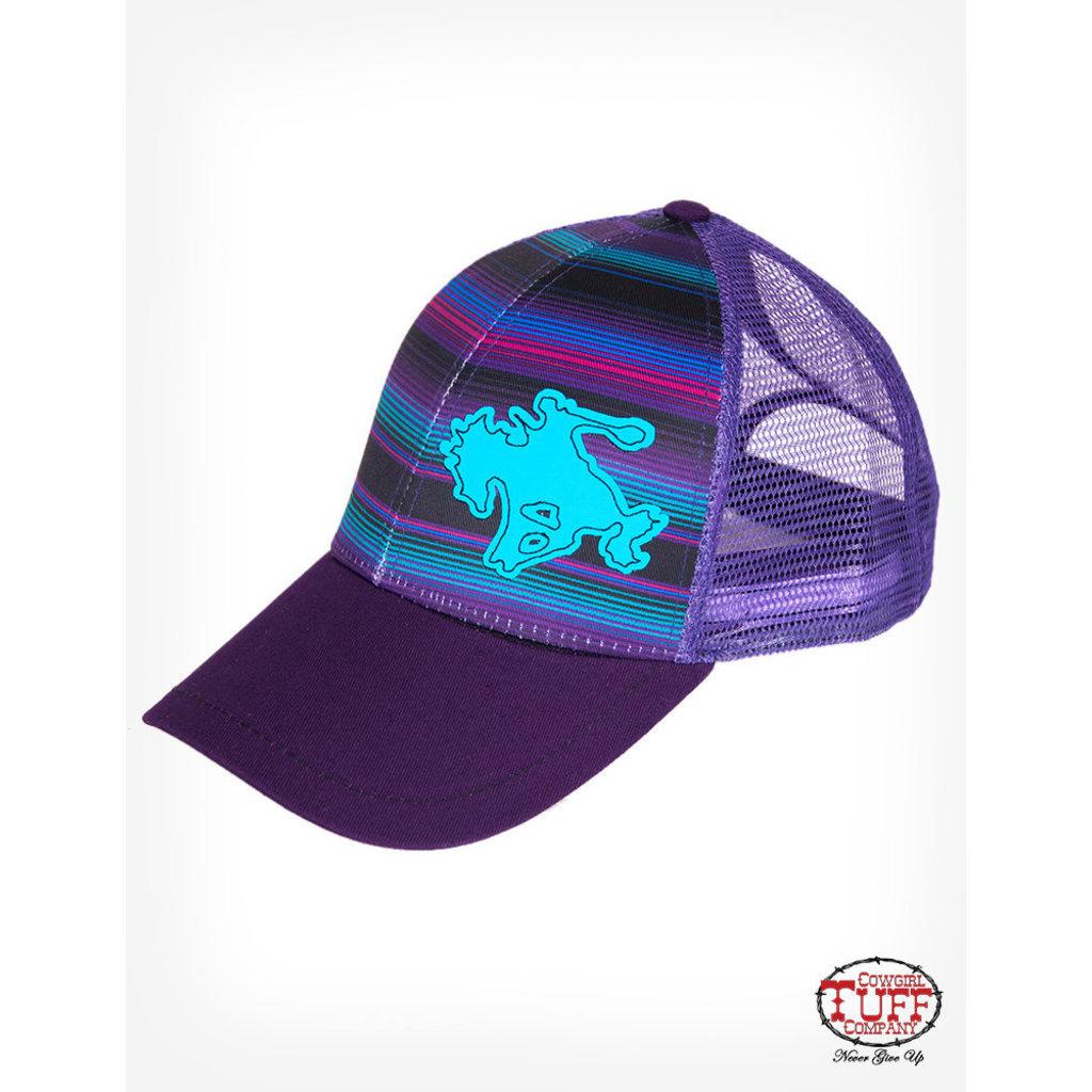 Cowgirl Tuff Trucker Cap