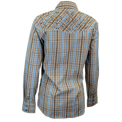 Cowboy Hardware Meadow LS Plaid