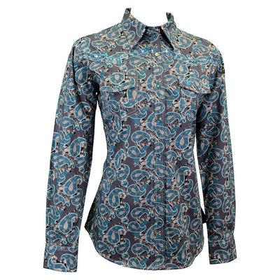 Cowboy Hardware Paisley in Paisley Print Shirt