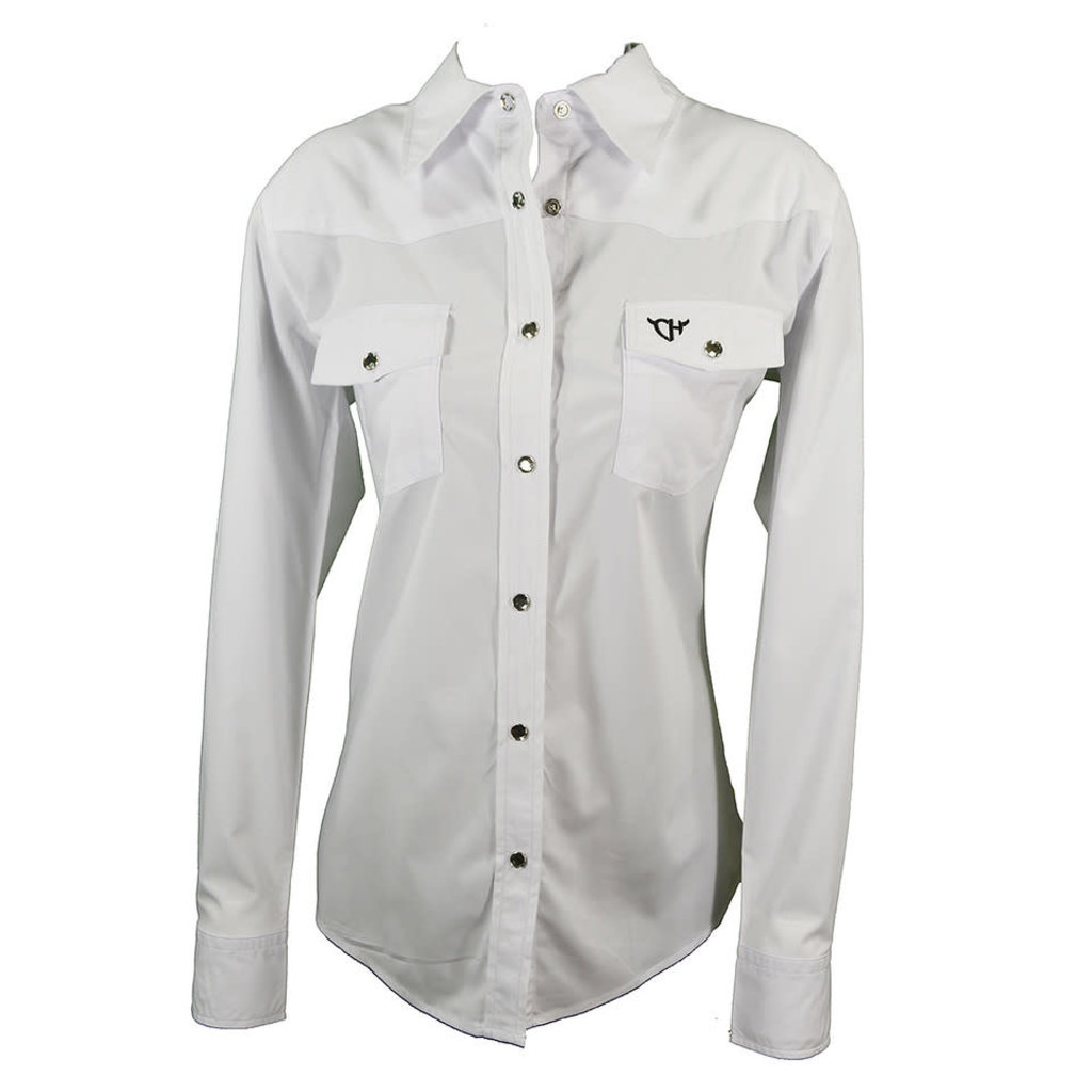 Cowboy Hardware Bamboo Solid Western Shirt