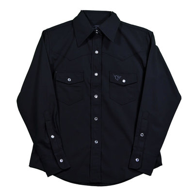 Cowboy Hardware Youth Bamboo Solid Color Shirt