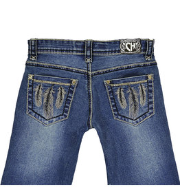 Cowboy Hardware Youth Feather Jean