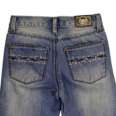 Cowboy Hardware Youth Barbwire Jean