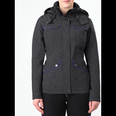 Dartmoor Jacket Graphite/Ultra Violet