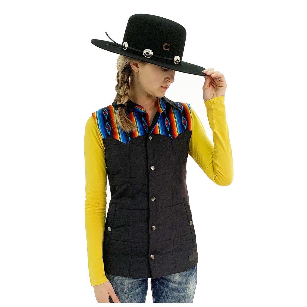Women's Serape Vest